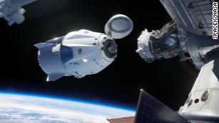 Teste de fogo da nave espacial Crew Dragon da SpaceX teve problemas