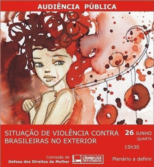 Situação de violência contra brasileiras no exterior