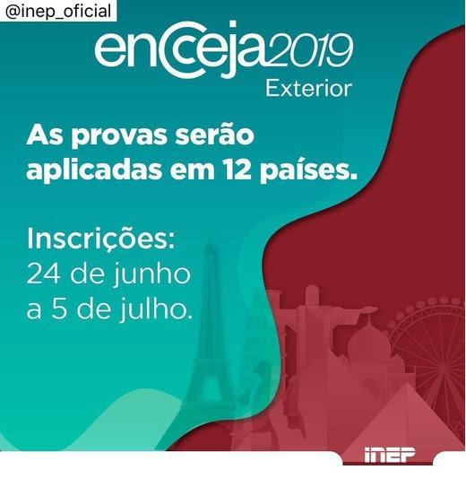 Quem vive fora do Brasil e busca a certificação do ensino fundamental