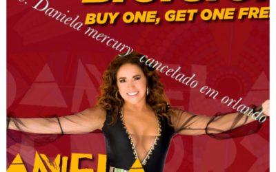 Show de Daniela Mercury e cancelado em orlando florida