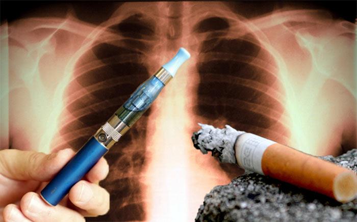 Casos de doenças pulmonares causadas pelos cigarros eletrônicos