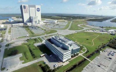 NASA se prepara para o furacão Dorian