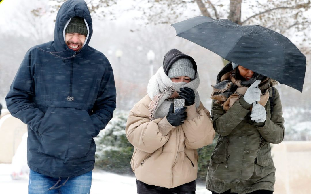 Estados Unidos é atingido pela maior onda de frio dos últimos 100 anos