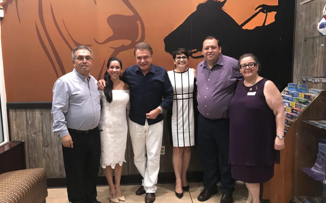 Senador Álvaro Dias nos EUA  – 05/09/2019
