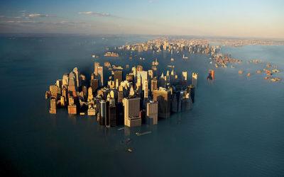 O nível do mar está subindo?