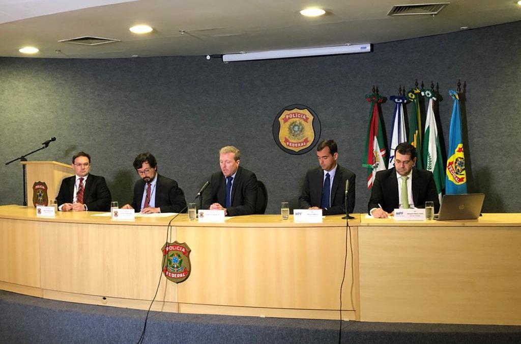 """PF deflagra 70ª Fase da Operação Lava Jato  """"Óbolo"""""""
