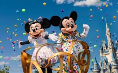 Disney e Universal Studios  fecha parques em Orlando