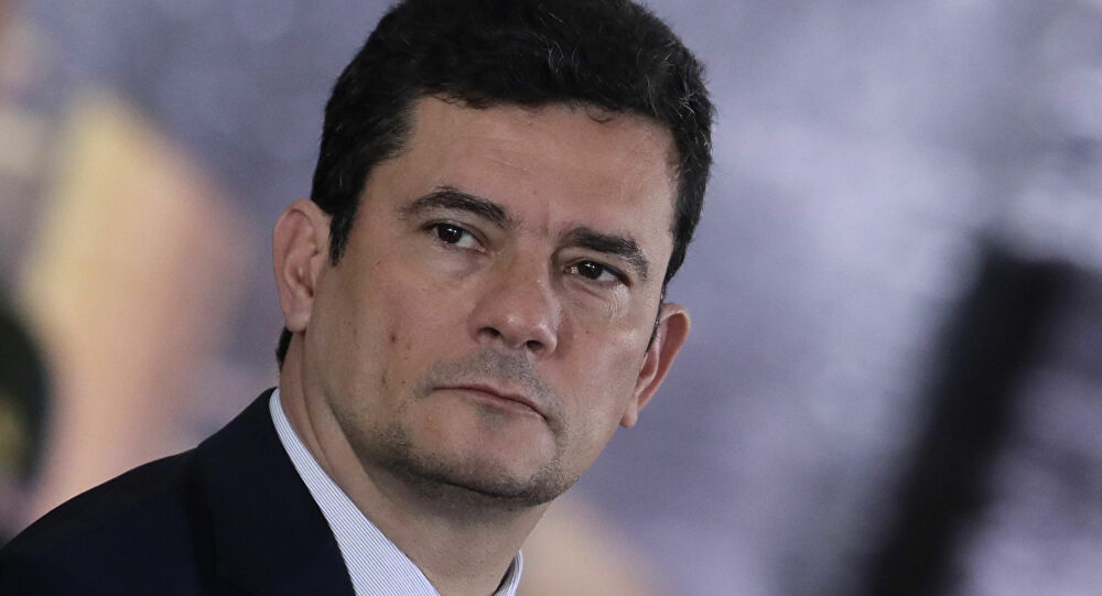 Sergio Moro anuncia demissão do Ministério da Justiça