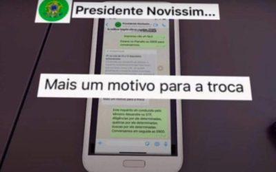 Moro divulga conversa na qual Bolsonaro diz que investigação de aliados é motivo para mexer na PF