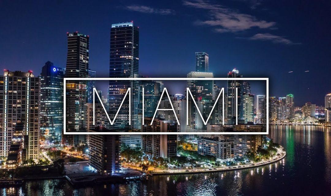 Reaberturas em Miami
