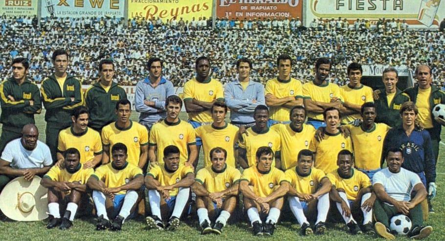 50 anos – Copa do 1970,  Brasil é tricampeão