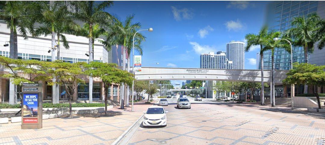Miami – Palco do proximo (2o.) debate Presidencial