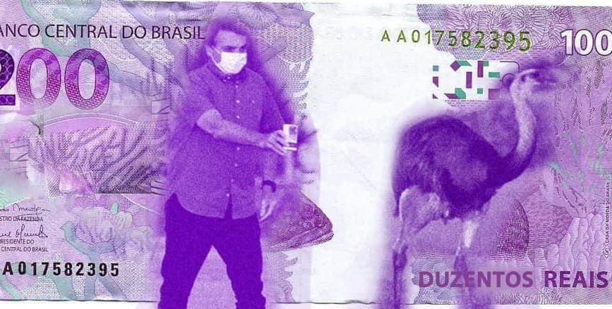 Humor brasileiro! Memes das notas de R$200,00
