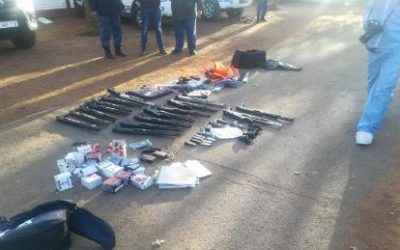 Cinco reféns mortos em igreja na África do Sul