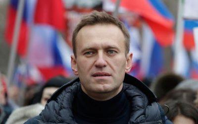 Opositor russo Alexei Navalny é hospitalizado na Alemanha