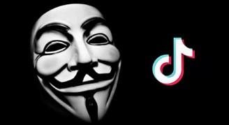 Anonymous ( Hackers) alerta:  Deletem o Tik Tok urgente!!!