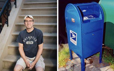 Ladrões estão roubando cheques de caixas do USPS.  É uma 'pesca na caixa de correio' ou um trabalho interno?
