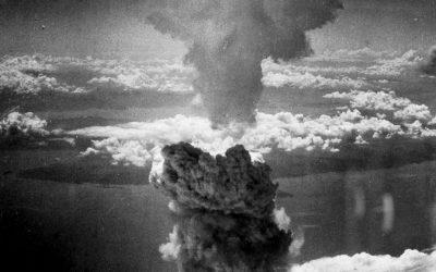 75 anos da Bomba de Hiroshima