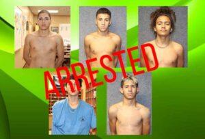 Sete brasileiros são presos após  roubos à mão armada em Osceola County