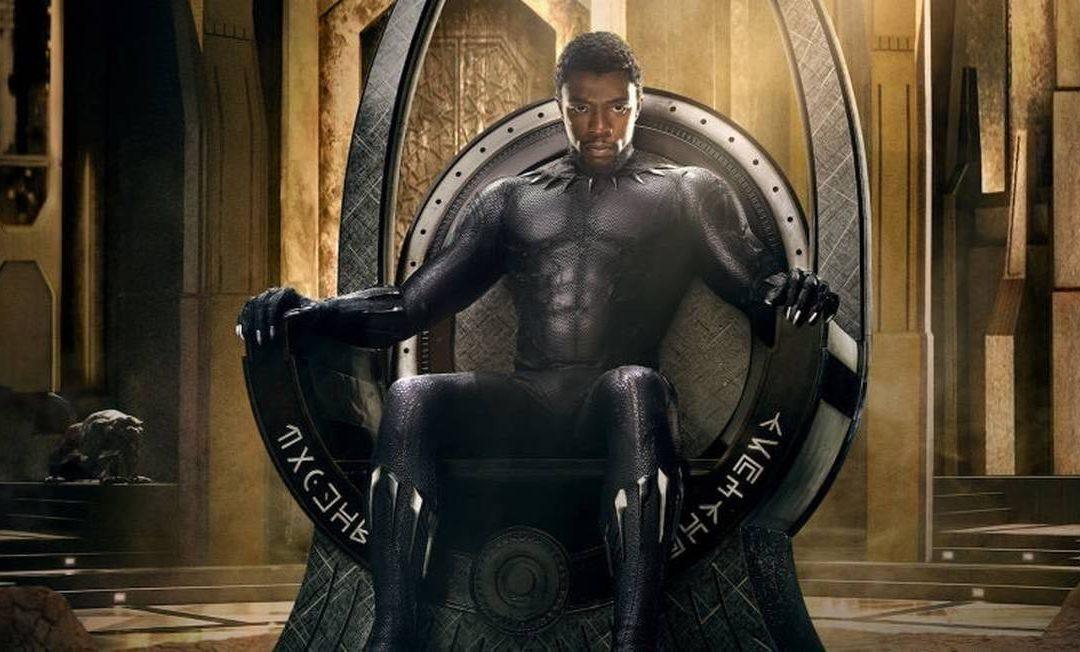 Morre Chadwick Boseman, ator de Pantera Negra  aos 42 anos