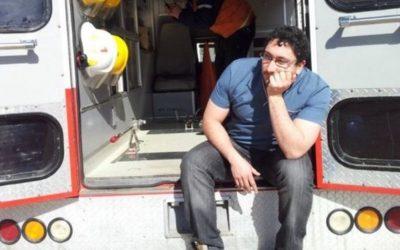 Retrato da Covid na Argentina – Médico é apedrejado no interior e denuncia a falta de condições de trabalho nos hospitais do interior