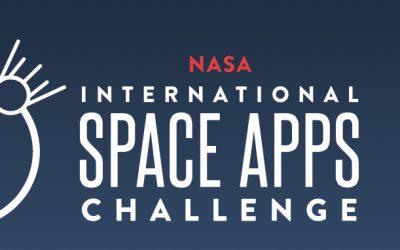 NASA Space Apps –  O mundo precisa de suas ideias