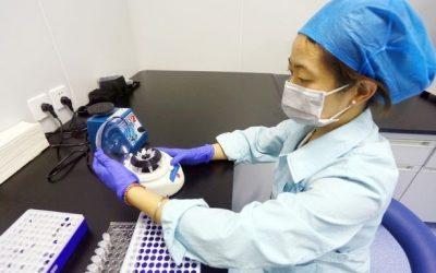 Grande surto de bactérias na China infecta 3.000 pessoas após vazamento de gás no laboratório de vacinas
