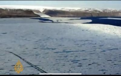 Aquecimento global: pedaço gigante de gelo se desprende da última plataforma permanente no Ártico