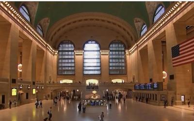 Autoridades descobrem 'Man Cave' criado por funcionários embaixo de estação Grand Central, em NY