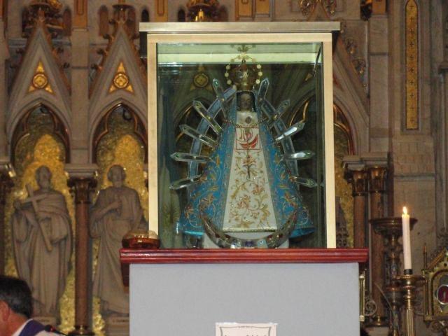 Nossa Senhora Aparecida: A imagem da santa venerada pelos argentinos pode ser de origem brasileira