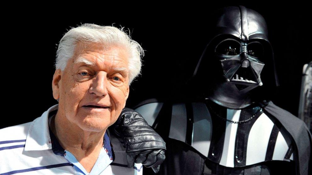 O ator de Darth Vader da trilogia original de Star Wars, Dave Prowse, morre aos 85
