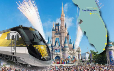 Miami, ultra rápido para Disney via Brightline