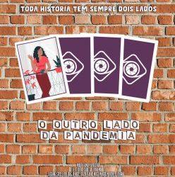 O Outro Lado da Pandemia web série Brasileira produzida pela Mulier Filmes na TV cnb nesta segunda 8 PM Florida