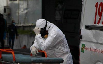 Variante do coronavírus é encontrada em 42% dos casos em Manaus