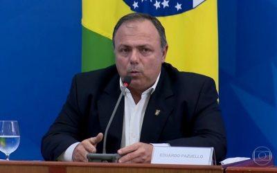 Pazuello convoca reunião de emergência após oxigênio acabar em hospitais de Manaus