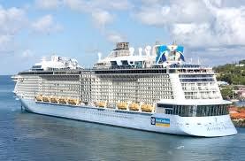 Royal Caribbean suspende viagens até abril