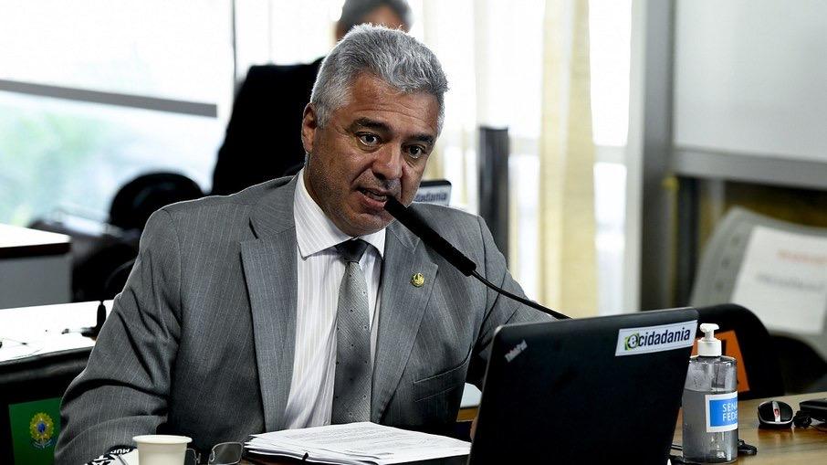 Major Olímpio lança candidatura para a presidência do Senado