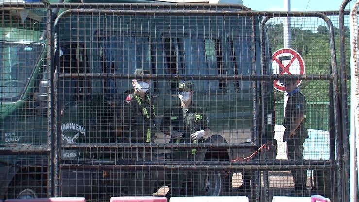 Argentina fecha fronteiras terrestres para quem saiu do país depois de 25 de dezembro.