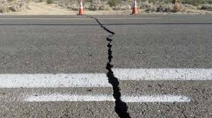 Terremotos em quatro diferentes localidade do Mundo no início de 2021
