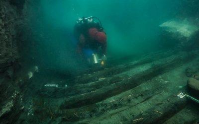 Antiga 'cidade submersa' descoberta no Egito