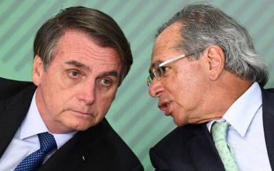 "Após Guedes minimizar crise hídrica, Bolsonaro  fala  Apague a luz"""