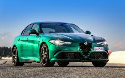 2021 Alfa Romeo Giulia Quadrifoglio – Starting at $76,845