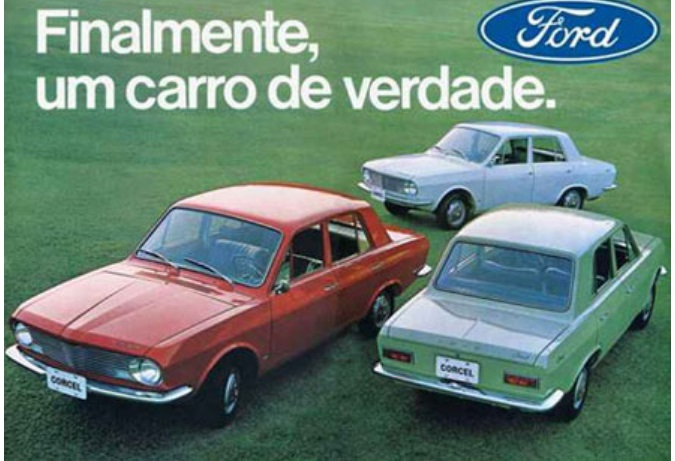 A história do Ford Corcel