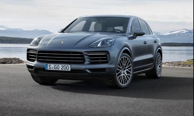 2014 Porsche Cayenne Platinum Edition In detail review walk around Interior Exterior