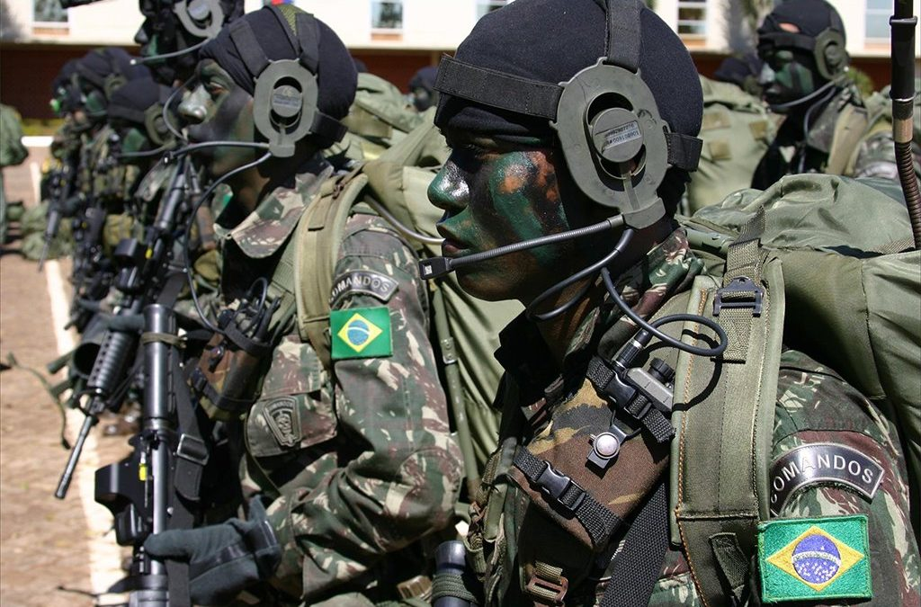 Psol entra com ação no STF Para barrar treinamento Militar dos EUA no Brasil