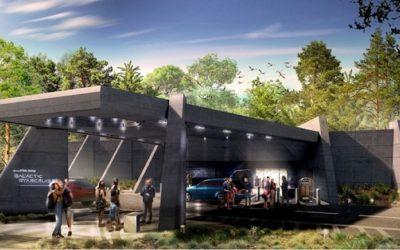 DISNEY – Inaugurando HOTEL STAR WARS em Março de  2022