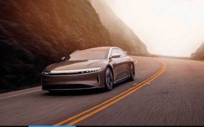 Lucid Debuts DreamDrive Driver Assist System To Rival Tesla Autopilot